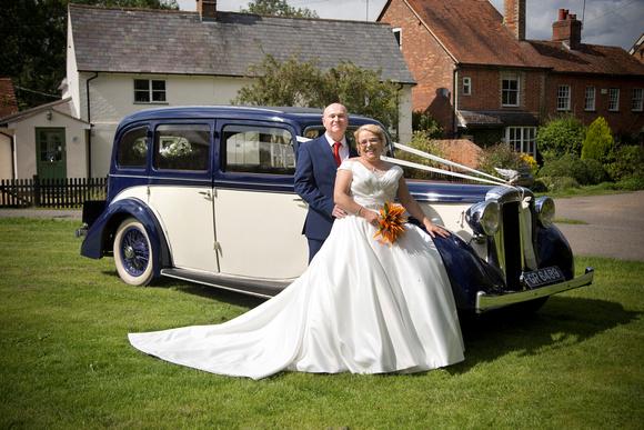 steventon wedding