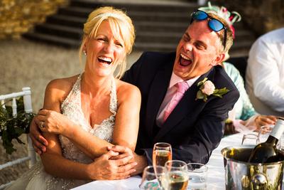 Wedding reception. Speeches. Documentary wedding photographer