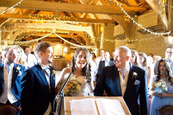 wedding at the tythe barn 019