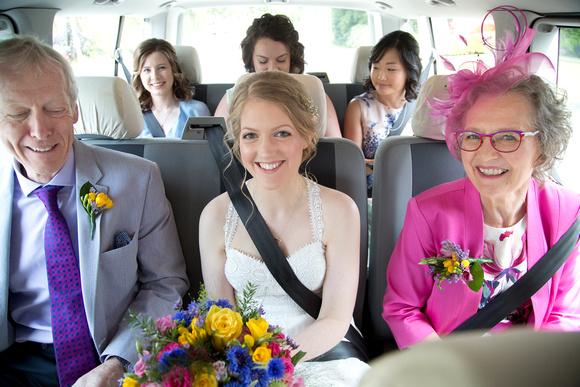 Oxford Wedding 007