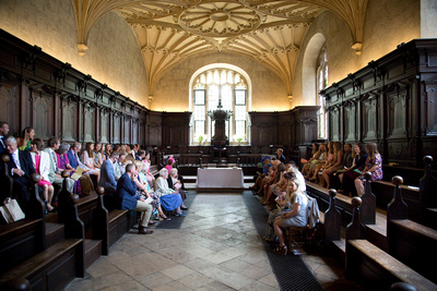 Oxford Wedding 011