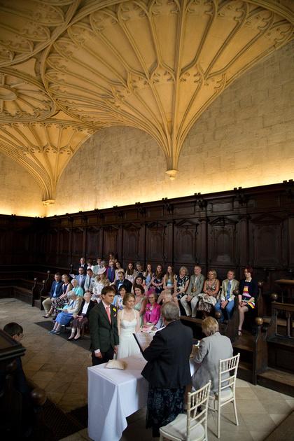Oxford Wedding 015
