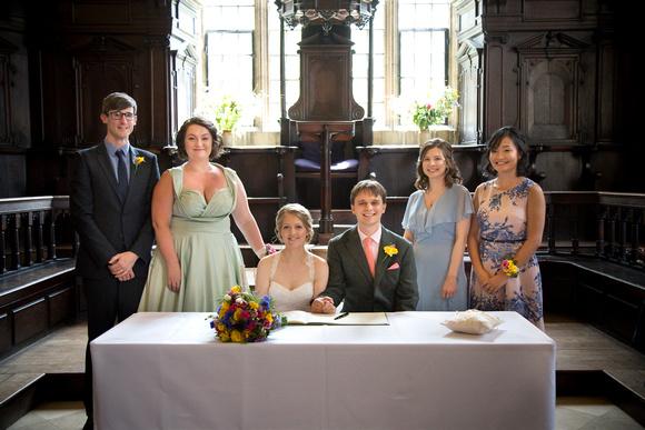 Oxford Wedding 019