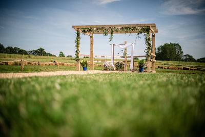 Long Furlong Farm wedding venue