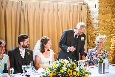 Speech father of bride
