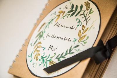 personalised wedding logo