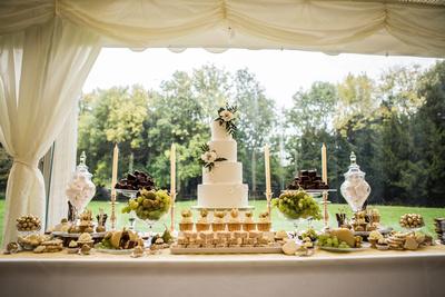 wedding at Ardington House reception venue